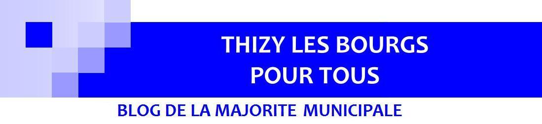 Thizy les Bourgs pour tous – Majorité municipale